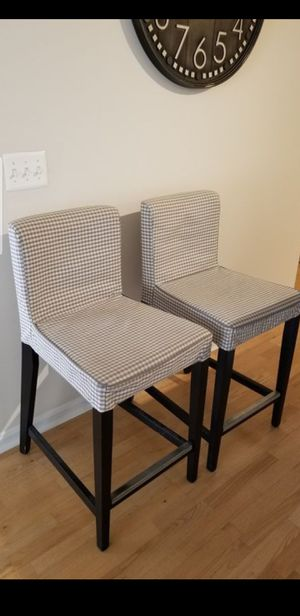 2 Bar Stools for Sale in Vienna, VA