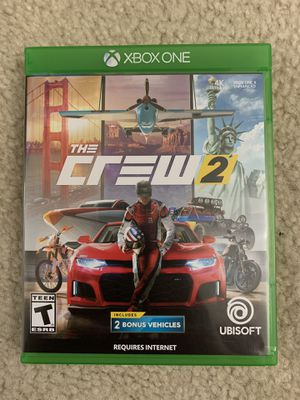 The Crew 2 - Xbox One Game for Sale in Fairfax, VA