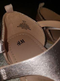 Girls sandles size 1 new Thumbnail