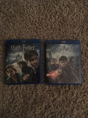 Harry Potter Blu-ray Movies for Sale in Lansdowne, VA