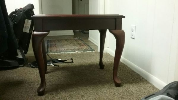 Cherry Wood End Tables For Sale In Richmond Va Offerup