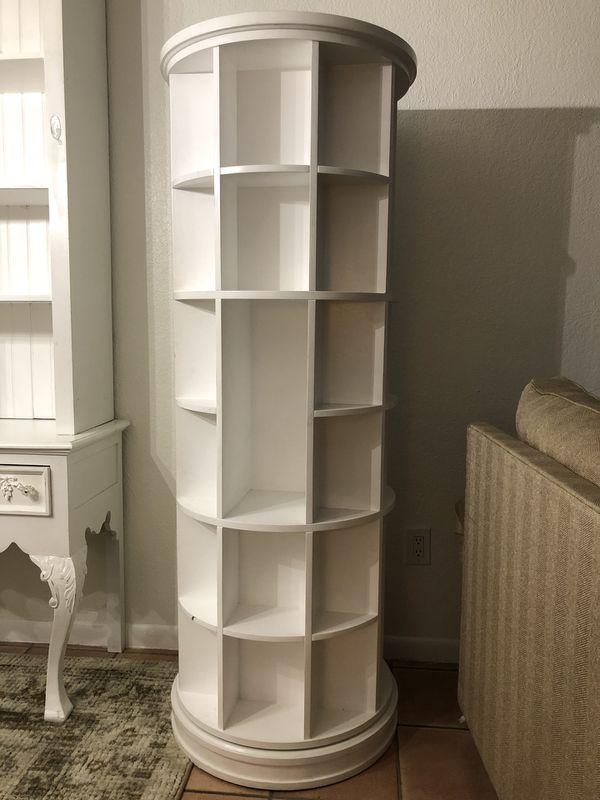 revolving bookshelf / estanteria giratoria de libros for Sale in Miami, FL  - OfferUp