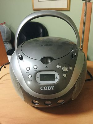 COBY CD Player / Radio for Sale in Silver Spring, MD