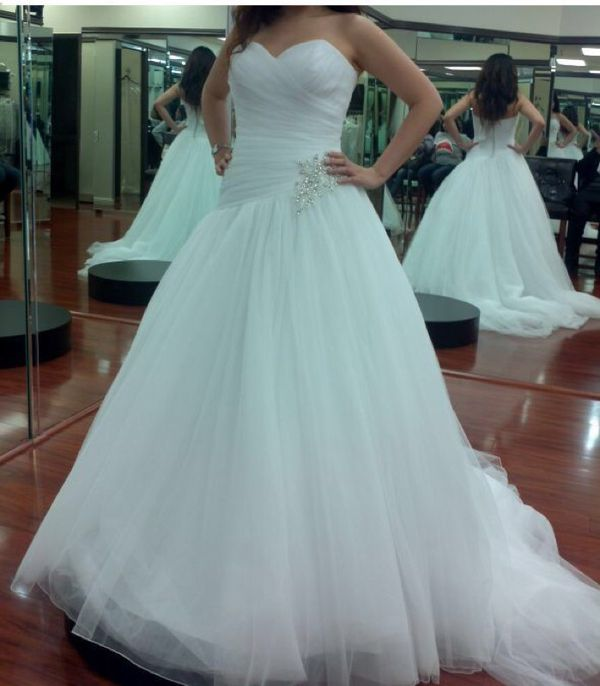Justin Alexander wedding dress (Clothing & Shoes) in Belmont, CA ...