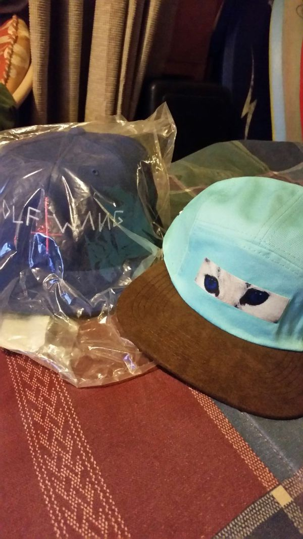 7c5f5adf0709 Official TylerTheCreator Wolf Gang Hats for Sale in Inglewood