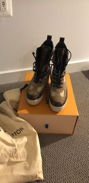 Louis Vuitton boots for Sale in Chevy Chase, DC