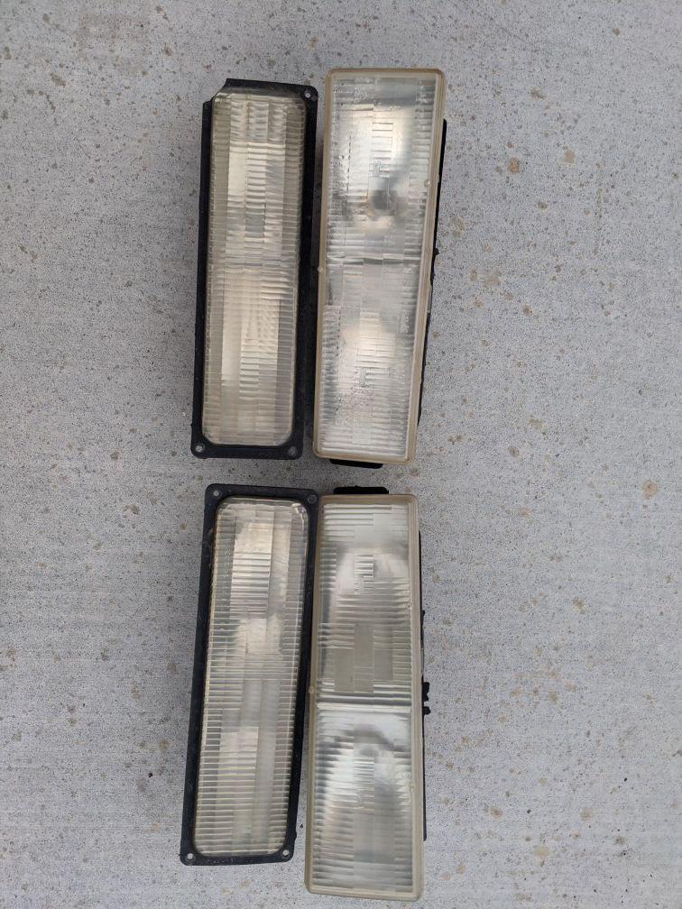 88-99 CHEVY-GMC original head lights