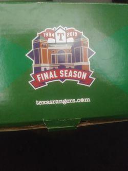 Texas Ranger Boblehead Thumbnail