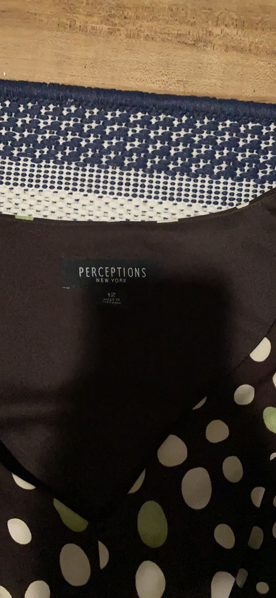 Dress by perceptions