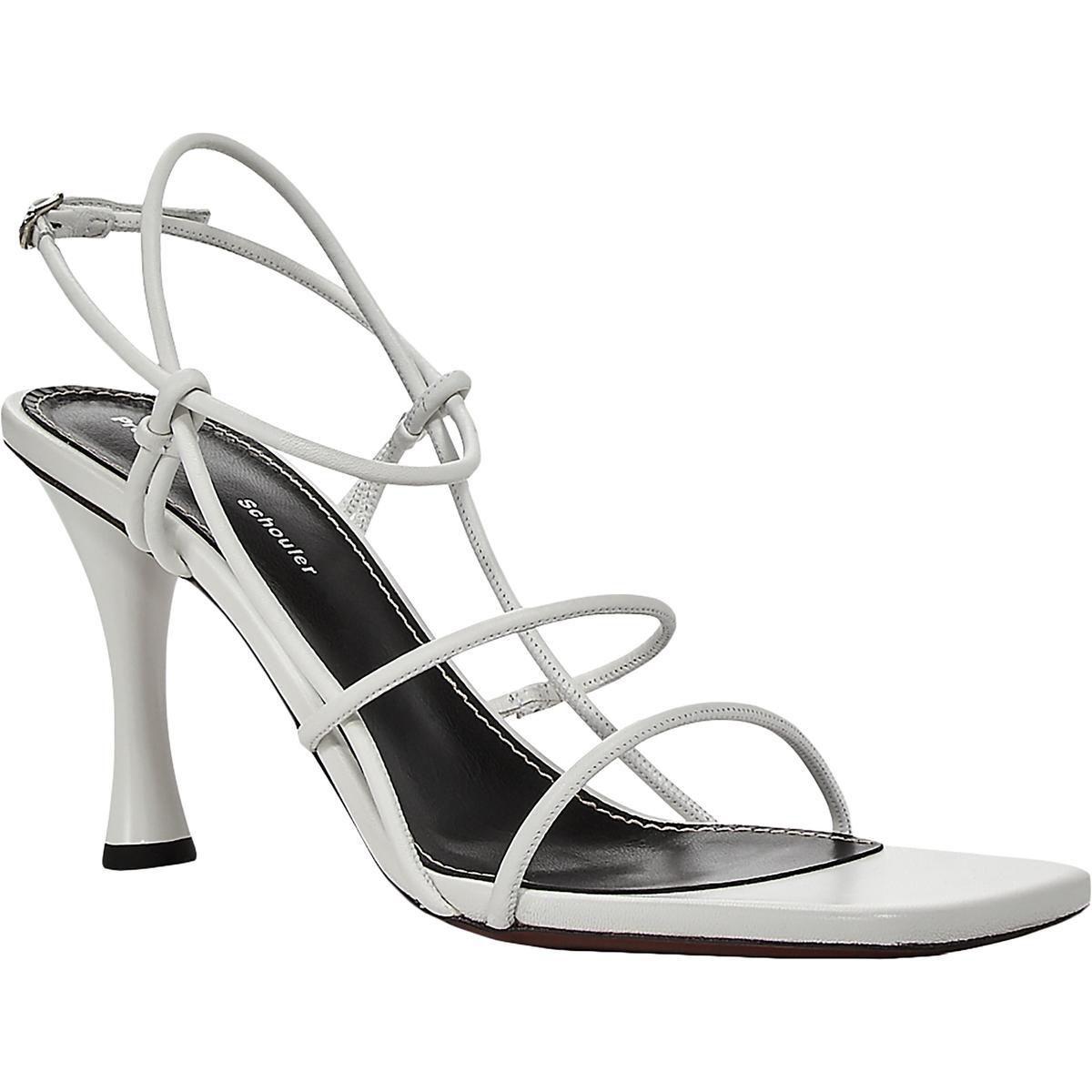 Proenza Schouler Womens Dress Sandals White Size 40 Medium(B,M)
