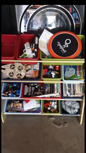 Toy bin storage for Sale in Arlington, VA