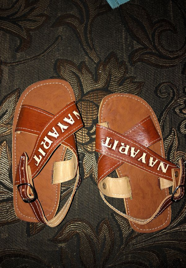 afc53657c8c1b Mexico sandals kids for Sale in Fontana