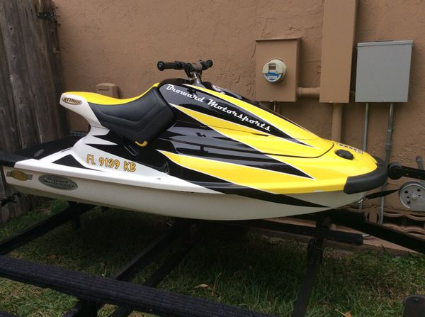Yamaha Wave Blaster Racing Stroker Dual Carb  for Sale in Davie, FL -  OfferUp