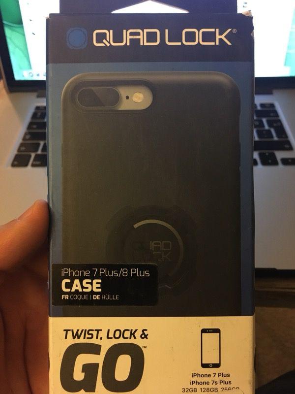 coque quad lock iphone 8 plus
