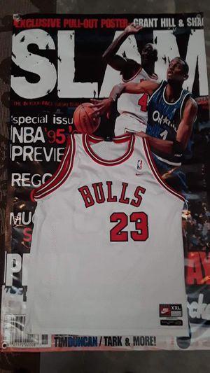 Photo Michael Jordan Nike authentic Jersey