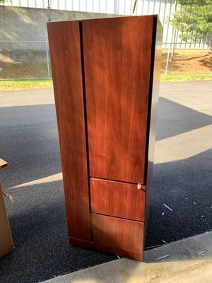 Office Coat rack and cabinets for Sale in Frederick, MD