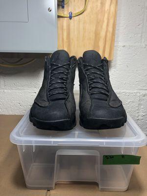 Air Jordan 13 Black cat size 11 for Sale in West Haven, CT