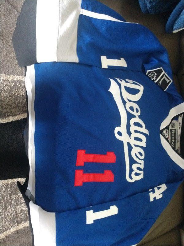 Los Angeles Kings bybrid dodgers Kings jersey for Sale in San ... 6953eadd978