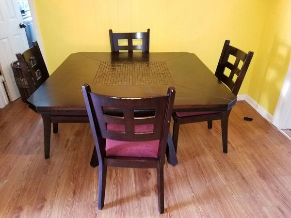 6 Chair Table From Lacks Furniture From Mcallen Tx For Sale In