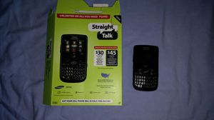 Straight talk Samsung's Cell phone for Sale in Manassas, VA