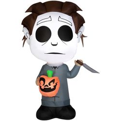 Airblown Inflatables Universal Michael Myers, 5': Thumbnail