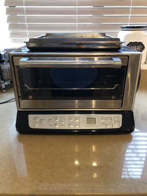 Cuisinart convection toaster oven. for Sale in Reston, VA