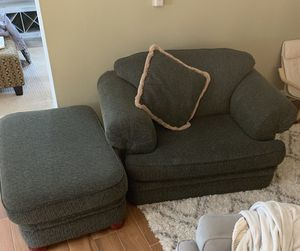 Cool New And Used Chair With Ottoman For Sale In Everett Wa Short Links Chair Design For Home Short Linksinfo