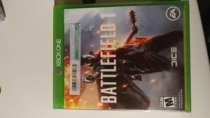 Selling bf1 gta 5 forza horzion 3 and madden 16(not pictured) for Sale in Columbus, OH