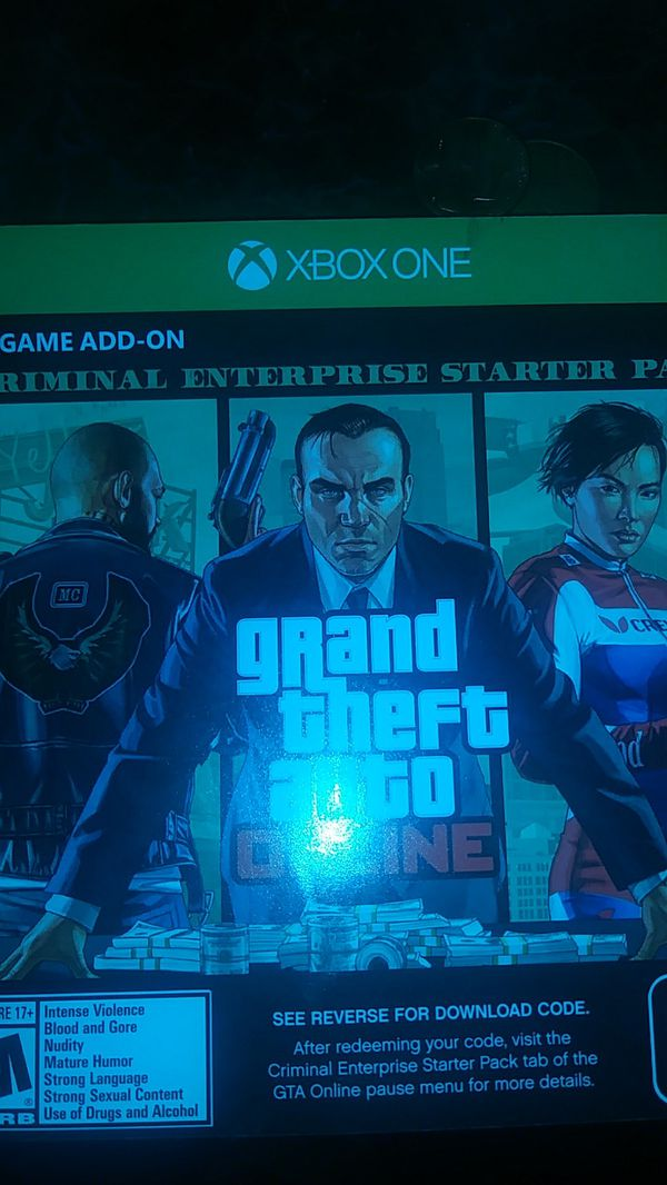 Gta 5 online add-on code for Sale in Delano, CA - OfferUp