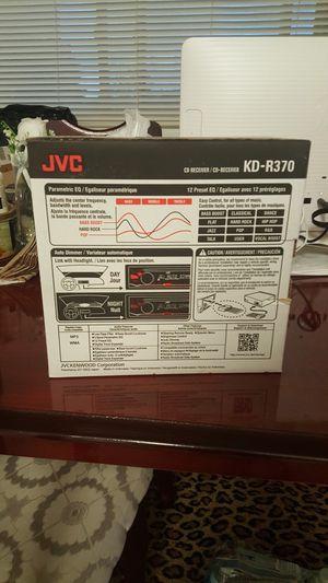 Jvc car stereo for Sale in Alexandria, VA
