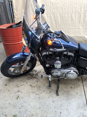 Harley Davidson motorcycle for Sale in Rockville, MD
