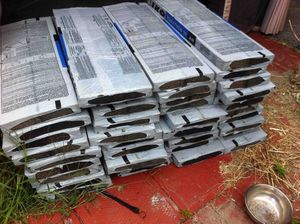 BUSCO!!! LOOKING!!!! For packs of Roofing Shingles.. for Sale in Durham, NC