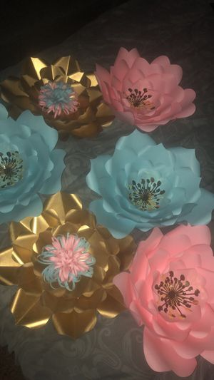 New And Used Gender Reveal Decorations For Sale In Las Vegas Nv