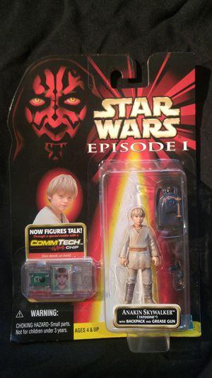 Star Wars Action Figure - Episode 1 - Anakin Skywalker for Sale in Salt Lake City, UT