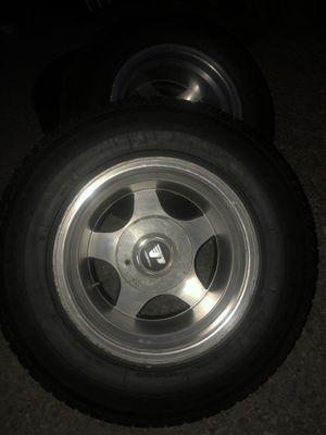 Photo 15x10 Chevy wheels