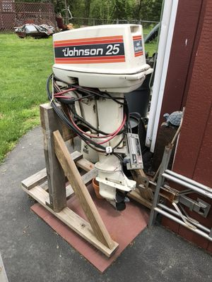 25 hp Johnson for Sale in Plumsted Township, NJ