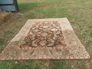 Surya Ceasar CAE -1009 design 8×11 100% wool area rug for Sale in Farmville, VA