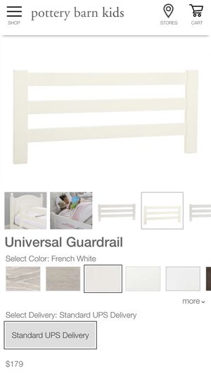 Pottery Barn Kids/ Two Universal Guardrail for Sale in Fort Belvoir, VA