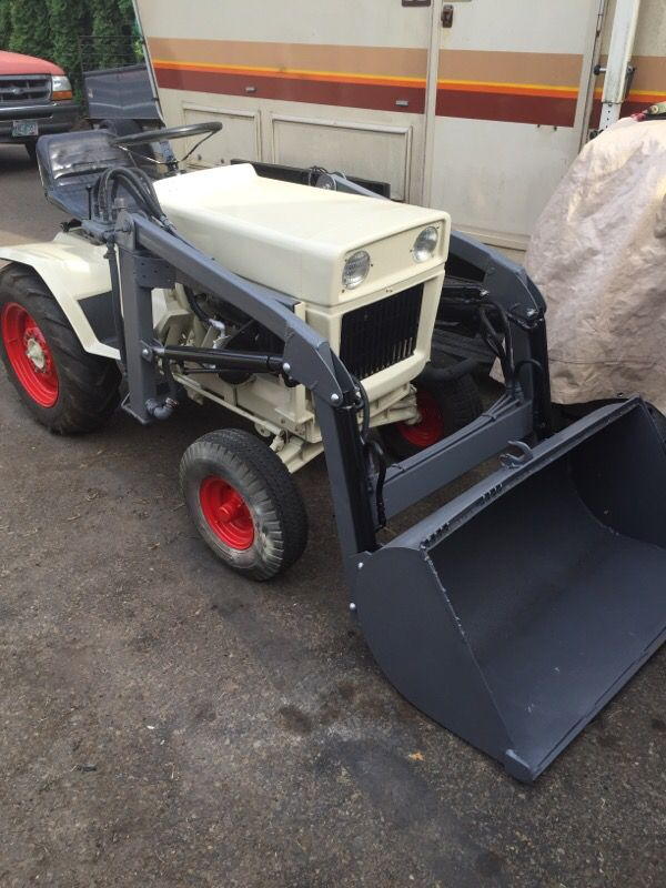 Bolens 1455 large frame tractor for Sale in Oregon City, OR - OfferUp