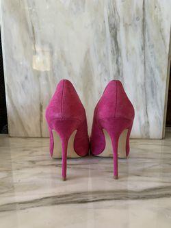 Aldo pumps magenta women's US size 6.5 Thumbnail