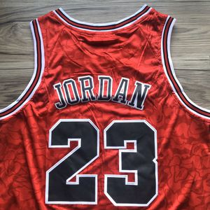 Photo BRAND NEW!🔥 Michael Jordan #23 Mitchell & Ness Chicago Bulls BAPE Jersey + SIZE MEDIUM or XL + SHIPS OUT NOW! 📦💨
