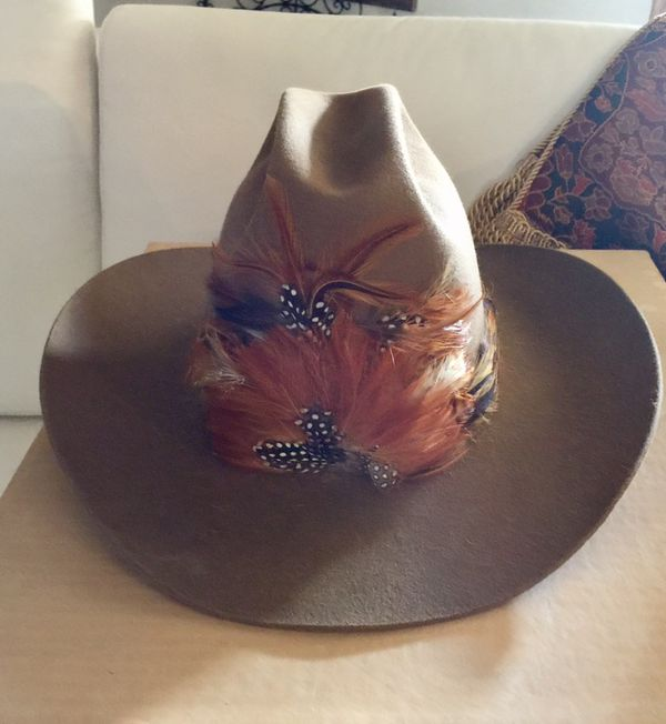 Authentic Kenny Rogers cowboy hat for Sale in Marrero 4a629fbca19