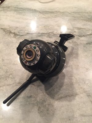 Security camera with movable lense for Sale in Longwood, FL