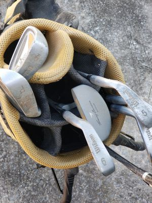 Golf clubs wilson tour distance for Sale in Frederick, MD
