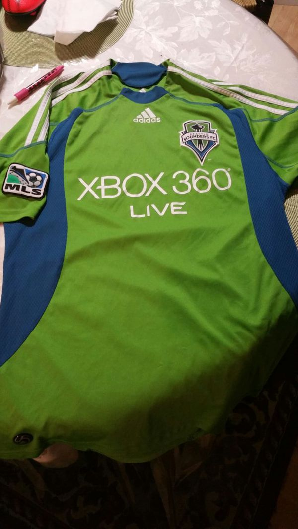 quality design 4105d 103ca Authentic Seattle sounders shirt for Sale in Renton, WA - OfferUp