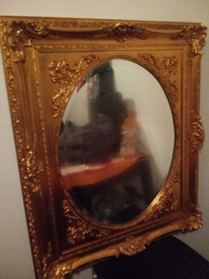Gold French Mirror for Sale in Downey, CA