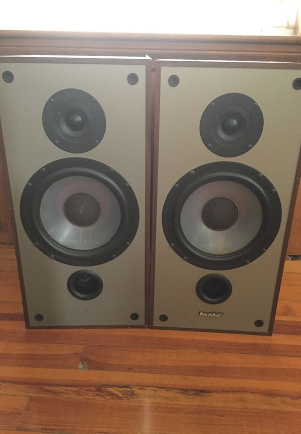 Paradigm 5se speakers for Sale in Northampton, MA - OfferUp