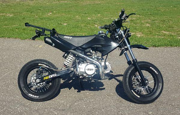 Ssr 125 Pit Bike Street Legal For Sale In Livonia Mi