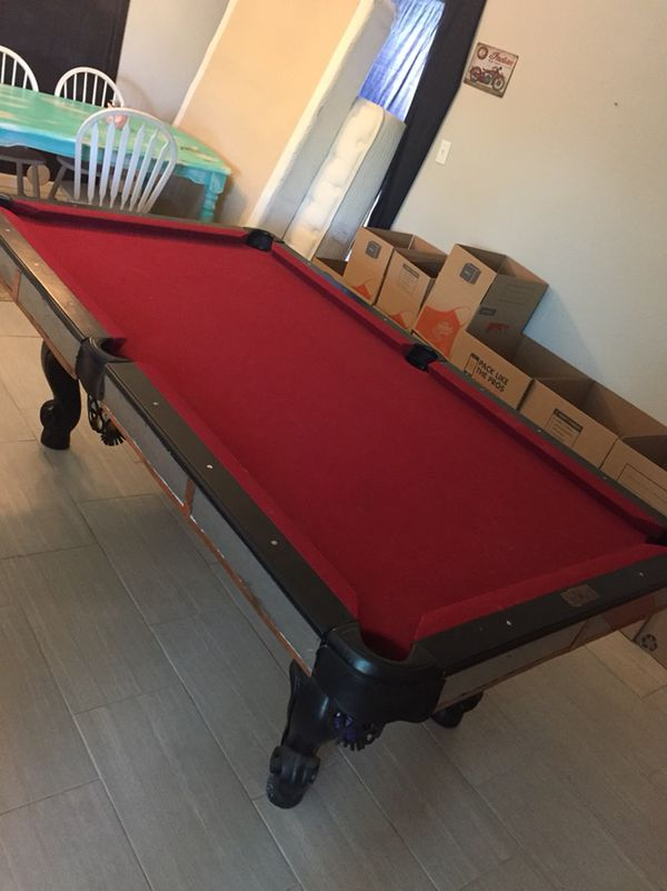 Buckhorn Pool Table Games Toys In Glendale AZ OfferUp - Buckhorn pool table