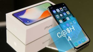 iPhone X 64gb 256gb for Sale in Baltimore, MD